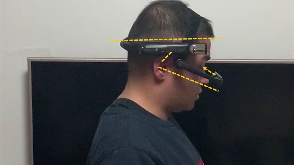 显示屏位于眼睛下方45度.jpg