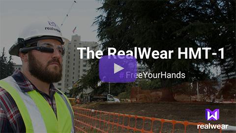 The RealWear HMT-1